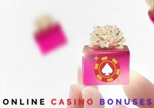 online casino bonuses information